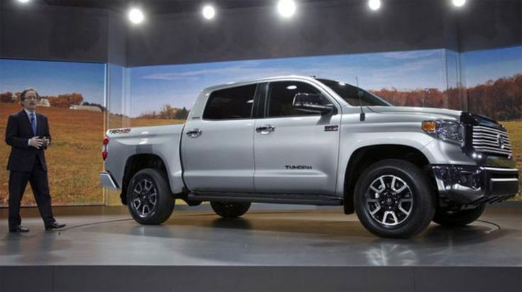 2016 Toyota Tundra Diesel Price, Specs, Review, MPG  The Tundra is one among the greatest selling life-size pick-up trucks and the latest 2016 Toyota Tundra is expected to be one among the best trucks in the Toyota lineup.  #toyota #tundra #toyotatundra