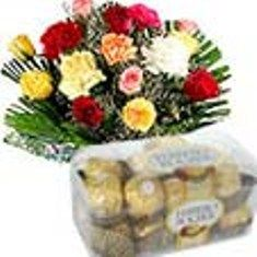 Flowers and chocolate delivery to Mumbai on your selected date. Low price range from others website. Secured online payments. Visit our site : www.mumbaiflowersdelivery.com/flowers/new-years-flowers-to-mumbai.html