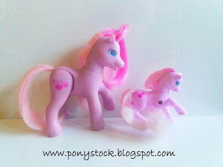 Sweet Berry Generation 2 My Little Pony McDonald's Happy Meal