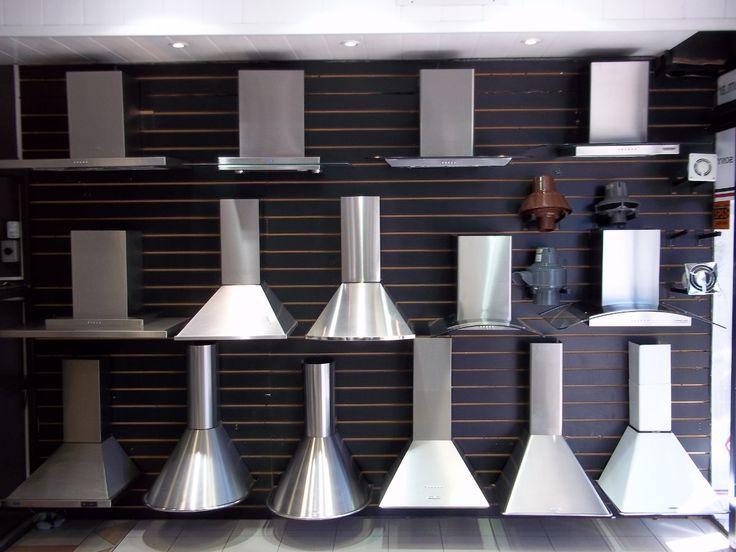 17 mejores ideas sobre campanas extractoras de cocina en - Mejores campanas extractoras para cocinas ...