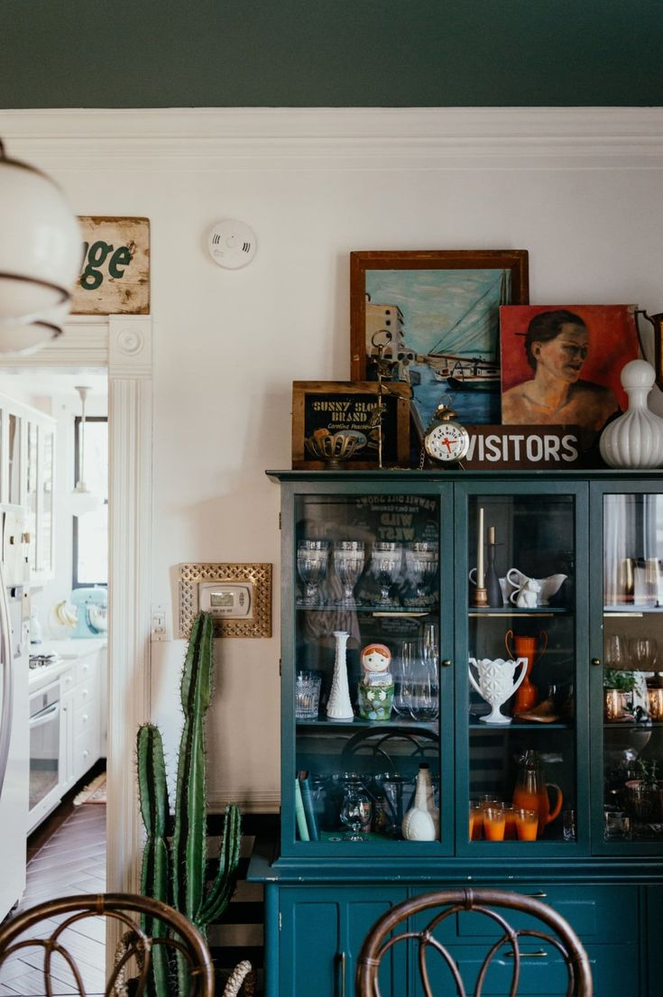 An Old Victorian House Is Incredibly Bright Cheery And