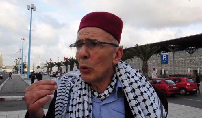 Un juif antisioniste marocain ne veut pas de Shimon Peres au Maroc