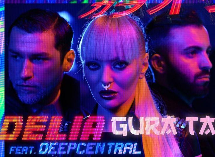Delia & Deepcentral – Gura ta (videoclip nou si versuri)   Radio HiT Mix Romania Online