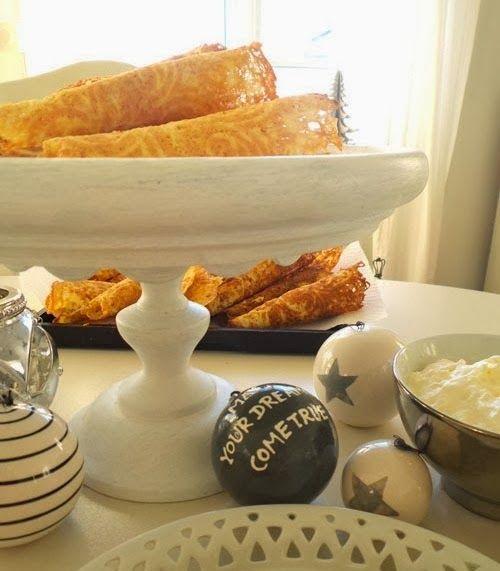 Lizas mat og opplevelser: Glutenfrie krumkaker