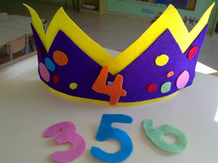 Trencaclosques: Corona pels aniversaris