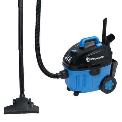 his powerful floor #vacuum has a strong 2-stage #industrial motor making it quieter, last longer and provide greater suction. It's easy to use, lightweight and portable with great features like automatic cord rewind, triple filtration, onboard accessory storage and a large dust-sealed on/off switch.