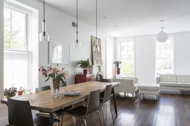 A peek inside Smith Street Townhouse in New York from onefinestay