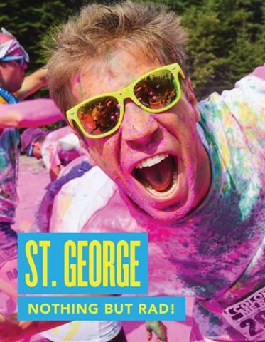 Color Me Rad St. George promo code! Only $17/person for first 200 to register! - Dixie Dollar Deals