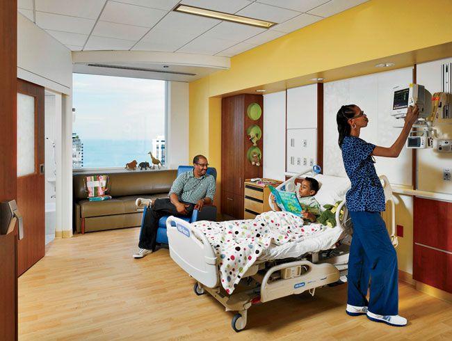 hospi lurie childrens hospital - 650×490