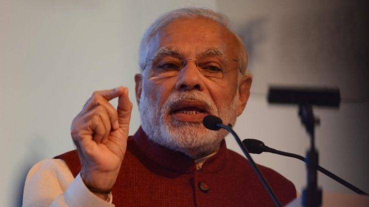 US President Donald Trump invites India's Prime Minister Narendra Modi to visit the United States.