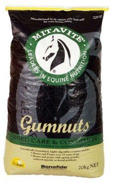 Mitavite Gumnuts 20Kg .