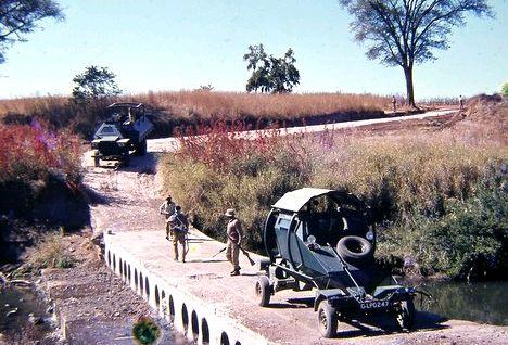 Rhodesian Bush War
