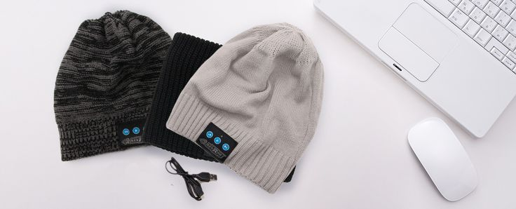 Gorros con bluetooth
