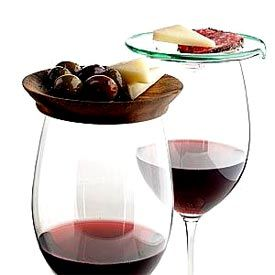 El origen de las Tapas * The origin of Tapas  An edible lid for your wine