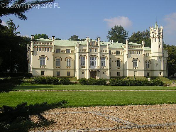 Paszkówka - Pałac