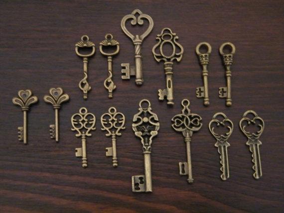 Keys - Decor