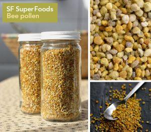 The benefits of Pure Bee Pollen + Power Breakfast Superfoods