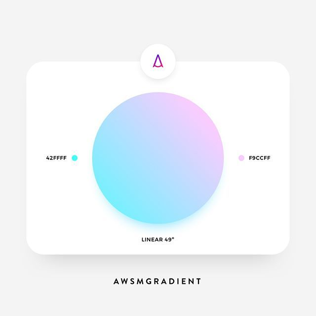Awesome Gradient Inspiration Awsmgradient Instagram Photos And Videos In 2020 Gradient Color Design Color Design Inspiration Flat Color Palette