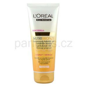 L'Oréal Paris Body-Expertise Nutri Bronze, hydratační tělové mléko s efektem lehkého opálení | parfums.cz