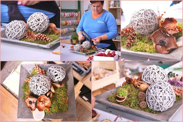 Hledáte nápady pro podzimní dekoraci? Přijďte se podívat do Zahradního centra STARKL zahradník v Čáslavi. Podzimní dekoraci pro Vás rádi vytvoříme i na počkání.