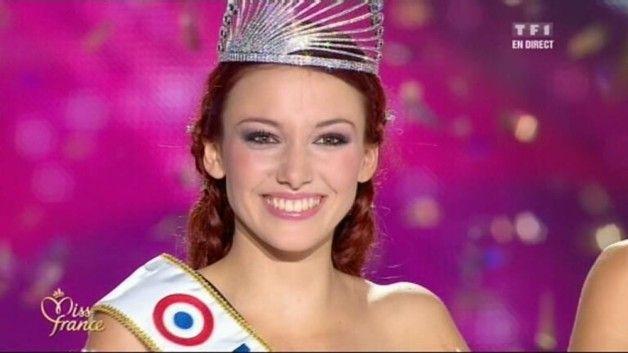 Voici Miss France 2012 !