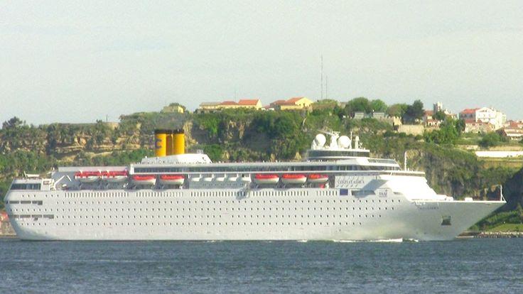 Costa Classica Cruise Ship