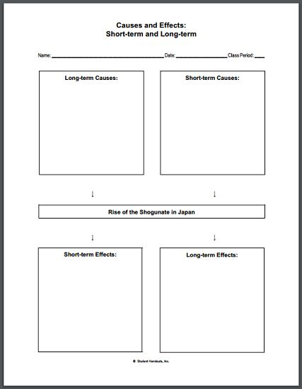 17 Best Ideas About Cause And Effect Worksheets On