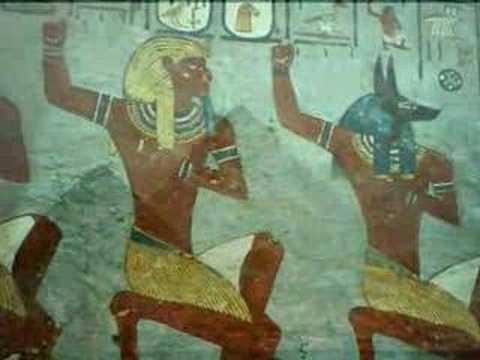 egyptian art slideshow