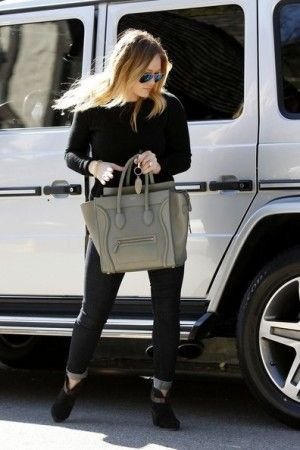 where can i buy a celine bag - celine grey mini luggage handbag