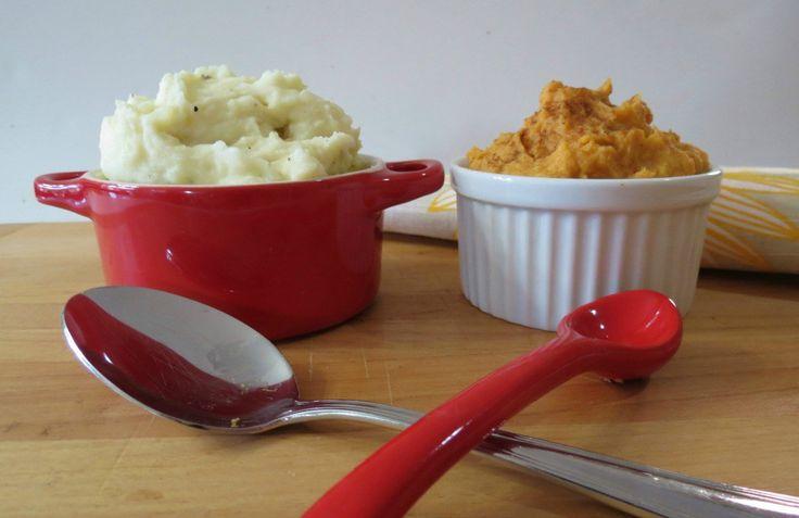Regular and Sweet Potatoes