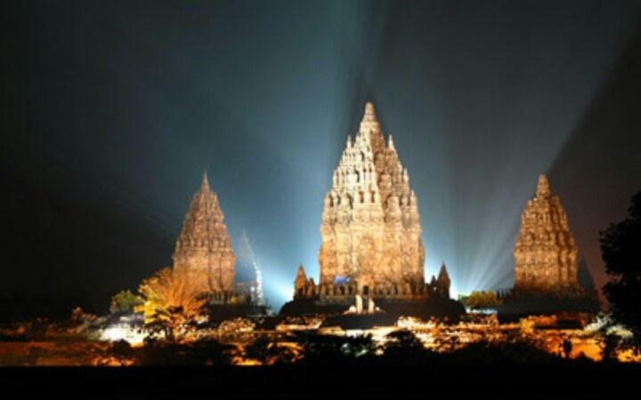 Prambanan, Hindu Temple