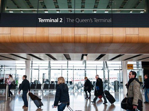 Heathrow Airport Announces New Terminal 2: The Queen's Terminal