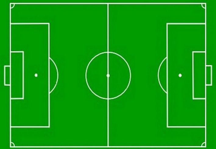 Terrain de football                                                                                                                                                                                 Plus