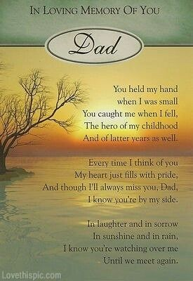 In Loving Memory Sayings | In Loving Memory Of Dad Pictures, Photos, and Images for Facebook ...