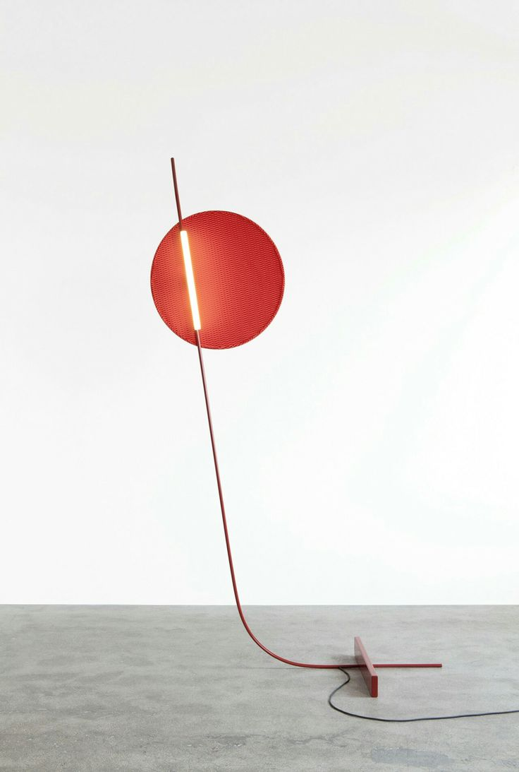 The Athletes U2013 Nike Is A Minimal Floor Lamp Created By Italy Based  DesignerZaven. Zaven Designed A Series Of Oversized Floor Lamps U2014  Referencing The Organic ...