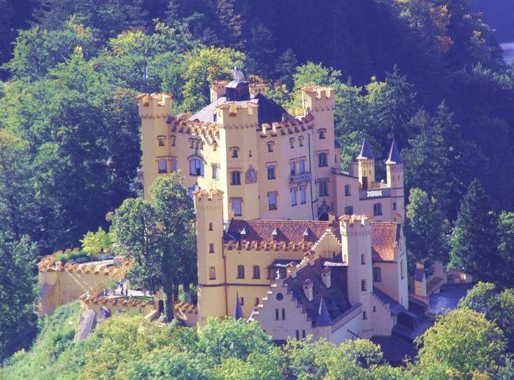 Neuschwanstein Castle tour planned for day 2 of Munich!