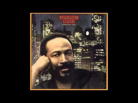 Marvin Gaye - Midnight Love (Side One) - 1982 - 33 RPM - YouTube
