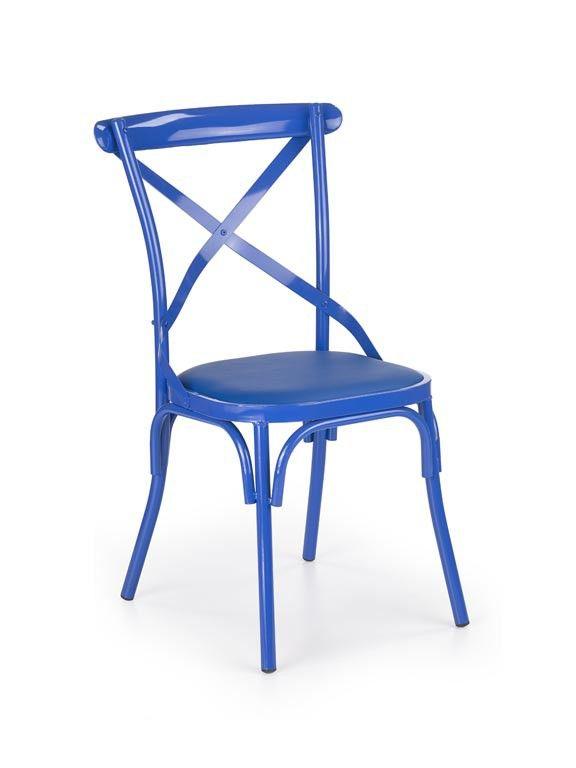 Krzesło K216 niebieski