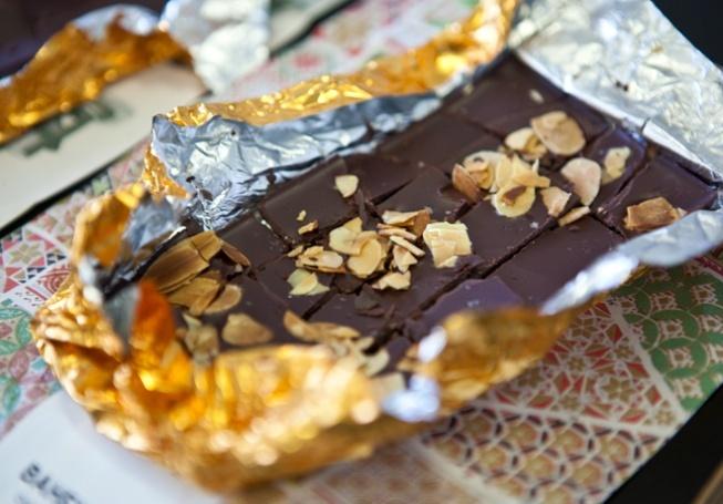 Counterparts: Chocolate Artisan x Coffee Roaster