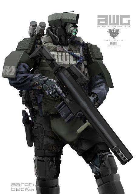 Elysium : Cyber Suit.