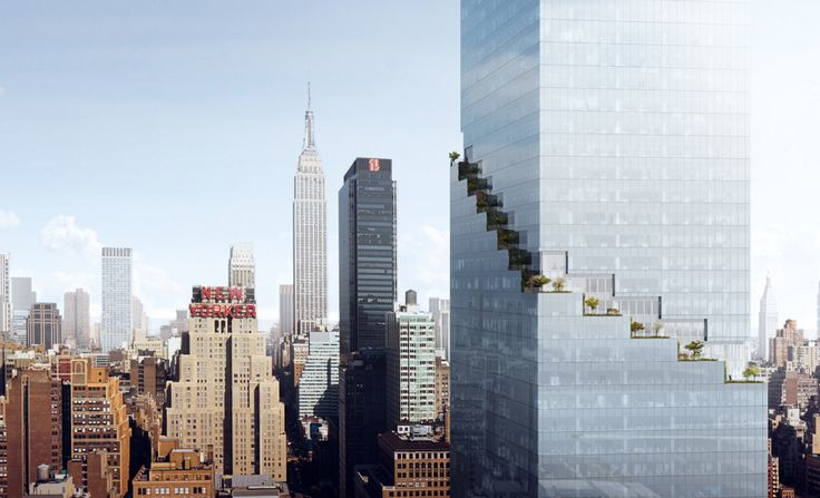 New York's Skyline Will Soon Include a Twist Courtesy of BIG Architects