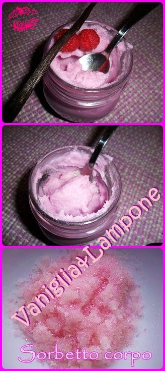 Scrub corpo  FORMULA  120 zucchero bianco  100 olio di cocco  40 olio di mandorle  10 amido di riso  Fragranza sugar-vanilla  Fragranza lam...