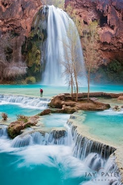Paradise Crossing, Havasu Falls, AZArizona Travel, Paradis Crosses, Buckets Lists, Nature, Grand Canyon National, National Parks, Places, Roads Trips, Havasu Falls