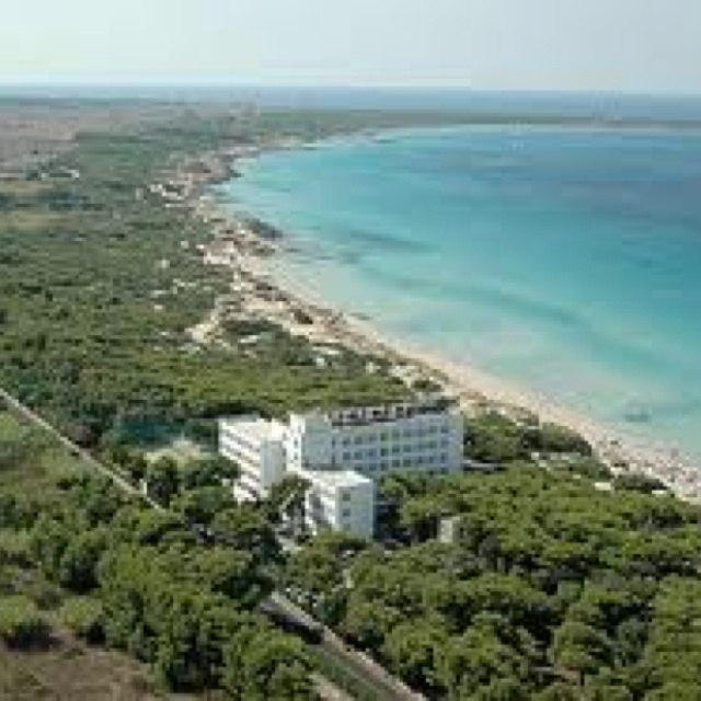 Le Sirene Eco Resort, Gallipoli, Italy (where I worked)