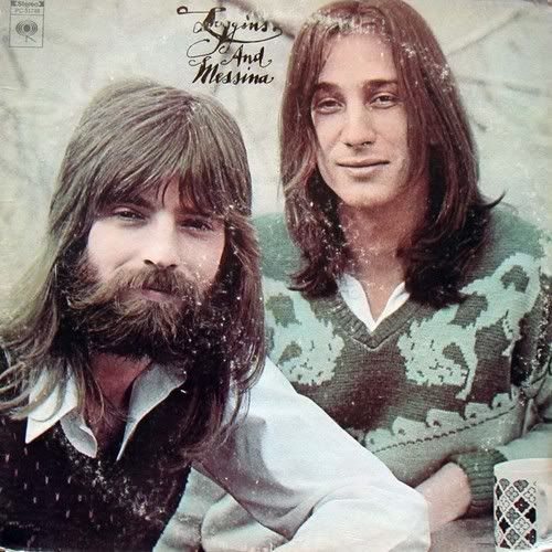 Loggins and Messina -- The band recorded together from 1971-1976, but in 2005 they got back together to tour.  Loggins did many songs for movies in between.
