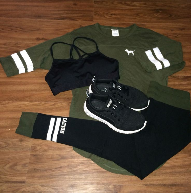 nike training outfit lifestyle sports