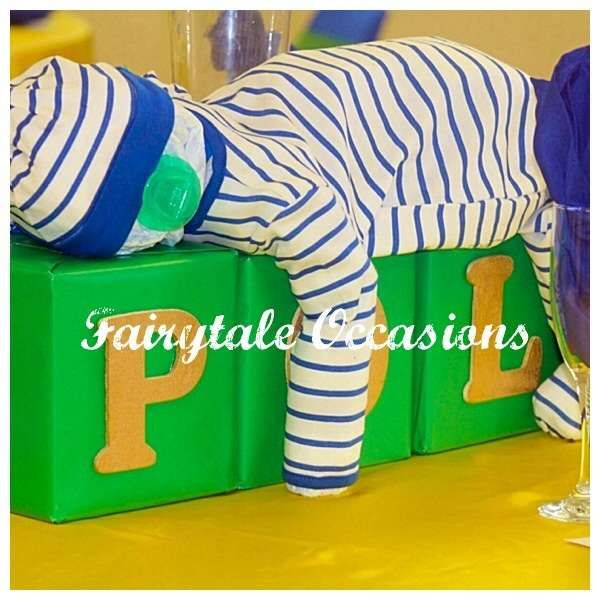 Polo Baby Shower Party Ideas | Photo 17 of 30