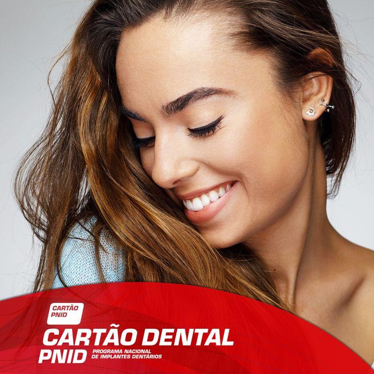 Quer voltar a ter um Sorriso harmonioso e funcional? O Cartão Dental PNID permite-lhe isso e muito mais. Adira já e conheça os nossos serviços,  -------------------- Adira JÁ ao seu Cartão: > http://www.pnid.pt/cartaodentalpnid/#saber-mais