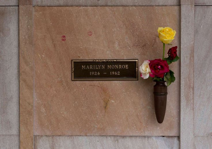 AN IMMORTAL BOND WITH MARILYN MONROE  -   The actress holds a special place in Hefner's heart because she was the first model to appear in his magazine. Hefner intended to continue his relationship with the gorgeous actress and model even after his death: he had bought the burial vault next to Monroe at Westwood Village Memorial Park, in Westwood, California, U.S.