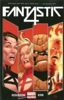 The world's greatest comics magazine begins anew But as the Fantastic Four embark on a strange mission, they aren't met with new beginnings, but an untimely end Marvel's first family heads towards their darkest hour, but who is behind their downfall?